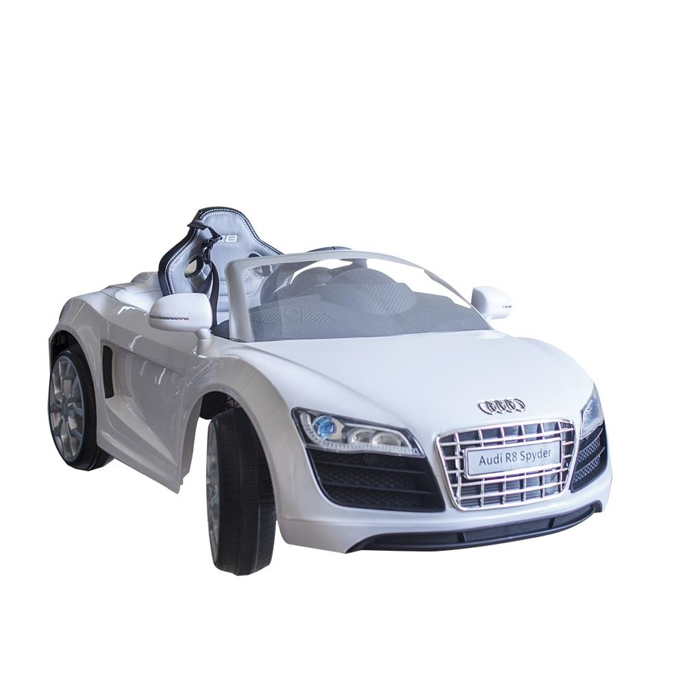 Audi R Spyder Hip Hip Hooray - Audi r8 6v car